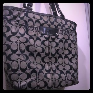 Coach Hobo Bag 14 inches high by 13-😀Make Offer